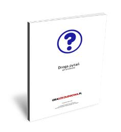 Gra symulacyjna Droga pytań - rozmowa sprzedażowa, pytania