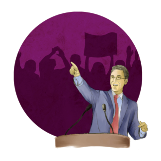 Wybory - gra szkoleniowa - autoprezentacja, wystąpienia publiczne