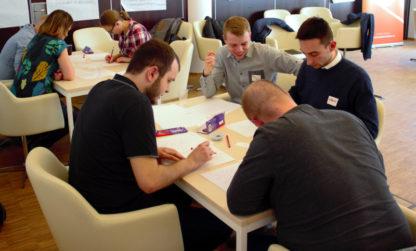 Gra szkoleniowa Formuła - zarządzanie zespołem i motywowanie