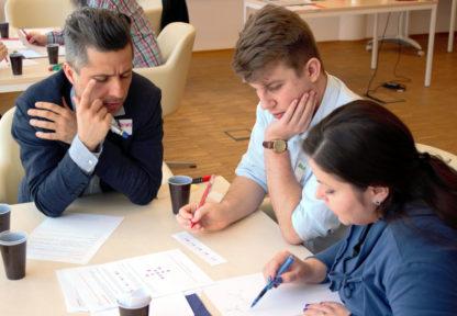 Gra szkoleniowa Formuła - zarządzanie zespołem i przywództwo sytuacyjne