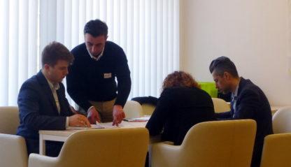 Gra szkoleniowa Szyfranci - zarządzanie zespołem i organizowanie pracy
