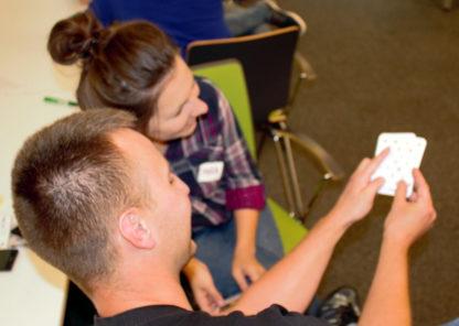 Gra szkoleniowa Mądrość Słów - informacje zwrotne i komunikacja interpersonalna 4