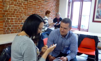 Gra szkoleniowa Mądrość Słów - informacje zwrotne i komunikacja interpersonalna 5