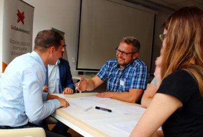 Gra szkoleniowa Czas redakcji - rozwój umiejętności zarządzania sobą w czasie, organizacji pracy i współpracy w zespole - GraSzkoleniowa.pl