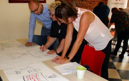 Gra szkoleniowa Czas redakcji - trening umiejętności zarządzania sobą w czasie, organizacji pracy i współpracy w zespole - GraSzkoleniowa.pl
