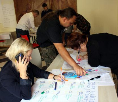 Gra szkoleniowa Czas redakcji - zarządzanie sobą w czasie, organizacja pracy i współpraca w zespole - GraSzkoleniowa.pl