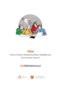 Gra szkoleniowa Film - komunikacja interpersonalna, współpraca w zespole, budowanie zespołu