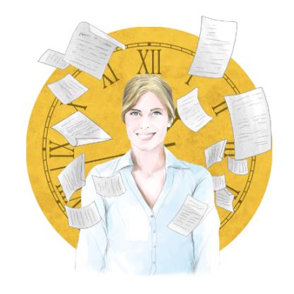 Gra szkoleniowa - Czas redakcji - zarządzanie sobą w czasie, organizacja pracy, współpraca w zespole