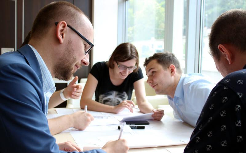 Gra szkoleniowa Czas Redakcji - organizacja pracy, zarządzanie sobą w czasie, współpraca w zespole - GraSzkoleniowa.pl