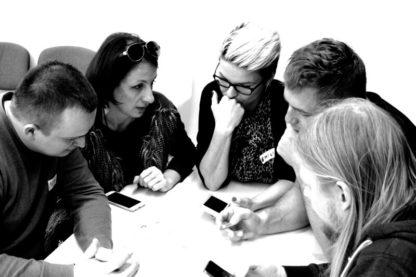 Gra szkoleniowa Gra Wywiadów - delegowanie, przywództwo, organizacja pracy zespołu - GraSzkoleniowa.pl
