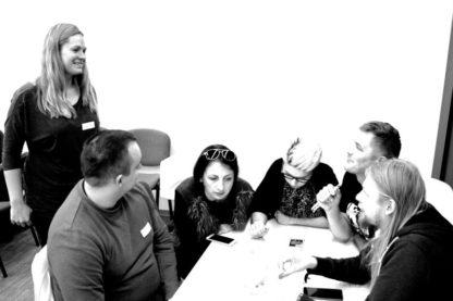 Gra szkoleniowa Gra Wywiadów - organizacja pracy zespołu, delegowanie, przywództwo - GraSzkoleniowa.pl