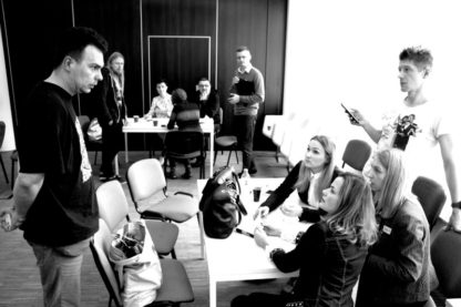 Gra szkoleniowa Gra Wywiadów - organizacja pracy zespołu, przywództwo, delegowanie - GraSzkoleniowa.pl